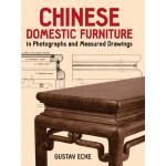 【预订】Chinese Domestic Furniture in Photographs and Measured