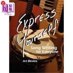 【中商海外直订】Express Yourself: Song Writing for Everyone!