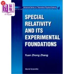【中商海外直订】Special Relativity and Its Experimental Foundation