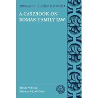 【预订】A Casebook on Roman Family Law Y9780195161861