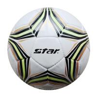 送球包气筒气针网兜 STAR5号世达足球耐磨皮革 PU训练用球SB5385C