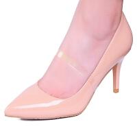 201808271013156623双装女士高跟皮鞋硅胶束鞋带 隐形透明固定防掉不跟脚舞鞋带配件