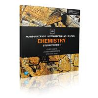 培生爱德思考试教材 Edexcel International A Level Chemistry Student Book 1 学生用书