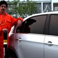 汽车贴膜标致301 307 308 408 508专用太阳膜膜玻璃隔热膜