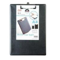 得力(deli)9244 A4 板夹 书写板夹 垫板 书写垫板 文件夹板