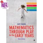 【中商海外直订】Mathematics Through Play in the Early Years