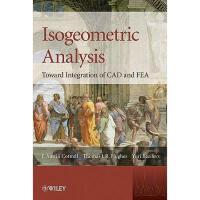 【预订】Isogeometric Analysis: Toward Integration of CAD and FEA