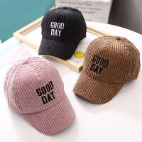 2018新款儿童棒球帽韩版宝宝鸭舌帽男孩女孩春秋遮阳帽