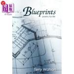 【中商海外直订】Blueprints: Poetry for Life