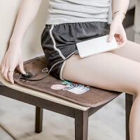 电热低压发热坐垫椅垫卡通USB充电热发热垫电暖垫暖脚宝