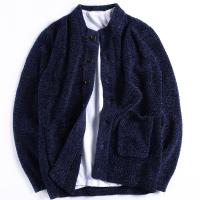 2018春秋新款毛衣男士针织衫开衫男款外套韩版休闲潮流男装