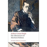 英文原版 福��摩斯�v�U�(牛津世界�典) The Adventures of Sherlock