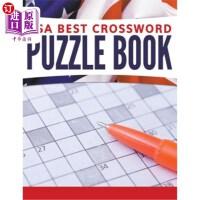 【中商海外直订】USA Best Crossword Puzzle Book