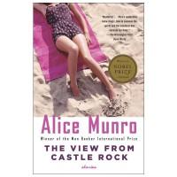 The View from Castle Rock,石城远望 Alice Munro爱丽丝・门罗作品 英文原版小说