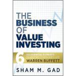 【预订】The Business of Value Investing: Six Essential Elements