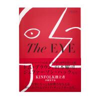 现货 日文原版 The EYE 创意总监之眼 创造性班必读 介绍了世界上具有*影响力的90名创意总监