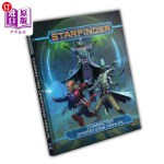 【中商海外直订】Starfinder Rpg: Character Operations Manual