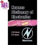 【中商海外直订】Newnes Dictionary of Electronics