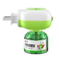 电热蚊香液防蚊家用插电灭蚊婴儿无味驱虫用品驱蚊器