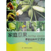 家庭瓜果零基础种养全图解 她品 中国农业出版社