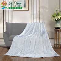 富安娜家纺 蚕丝空调被薄被子空调夏被1.5米/1.8米床