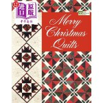 【中商海外直订】Merry Christmas Quilts Print on Demand Edition