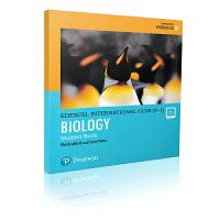 培生爱德思考试教材 Pearson Edexcel International GCSE (9-1) Biology Student Book 学生用书