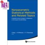 【中商海外直订】Nonparametric Statistical Methods and Related Topic