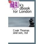 【中商海外直订】Cook's Handbook for London