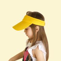 �和�帽子男夏季女童空�帽遮�帽����防�裉��帽