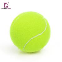 FANGCAN 网球 训练用球 练习球耐磨正品初学者入门无标网球球
