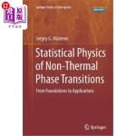 【中商海外直订】Statistical Physics of Non-Thermal Phase Transition