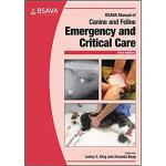 【预订】Bsava Manual Of Canine And Feline Emergency And Critica