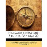 【预订】Harvard Economic Studies, Volume 20