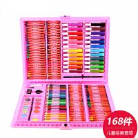 水彩笔 绘画 儿童画画笔水彩笔套装宝宝幼儿园彩色笔蜡笔小学生绘画可水洗