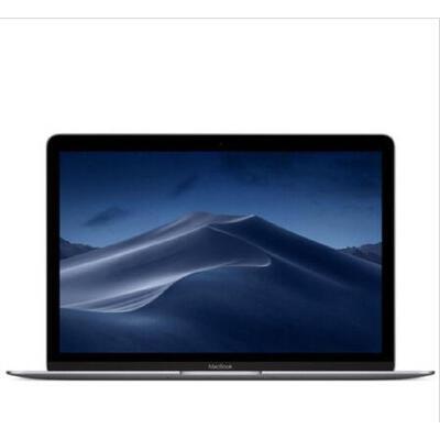 Apple MacBook 12英寸笔记本 深空灰(Core i5处理器 /8G内存/512G固态 MNYG2CH/A) 国行原厂三层密封 五码合一 支持官方验证