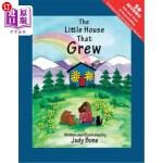 【中商海外直订】The Little House that Grew