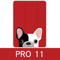 2018新款ipad保护套pro11苹果平板电脑10.5寸迷你4mini2/3卡通创意air1轻薄防