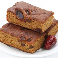 老北京枣糕2斤 面包营养早餐红枣泥糕点蛋糕整箱点心休闲零食小吃