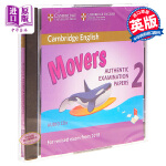 Cambridge English Young Learners 2 from 2018 Movers Audio C