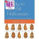 【中商海外直订】Ready to Scan! Halloween: Visual Scanning Exercises