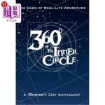 【中商海外直订】360 Degrees of the Inner Circle