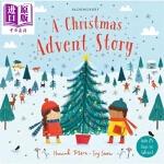 【中商原版】Ivy Snow:圣诞历险故事 A Christmas Advent Story 圣诞节 低幼童书 亲子绘