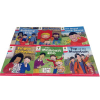Oxford Reading Tree Biff,Chip&Kipper Stories Level 4 More A