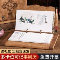 2020鼠年创意简约小清新商务周历办公桌面大号台历日历带便签周历记事月历公司新年礼品专版订做定制广告印刷