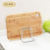 304不锈钢砧板架切菜板架 厨房置物架案板储物收纳架SN1875 304不锈钢