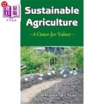 【中商海外直订】Sustainable Agriculture: A Vision for Future