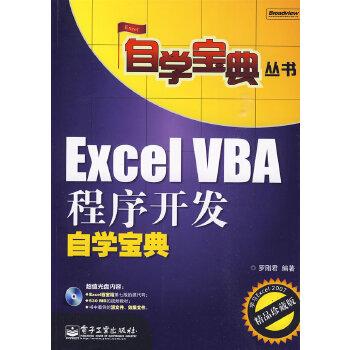Excel VBA程序开发自学宝典(含光盘1张)