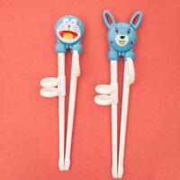 儿童练习筷子树脂学习训练筷餐具婴儿宝宝韩国学习筷子餐具套装