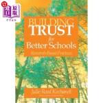 【中商海外直订】Building Trust for Better Schools: Research-Based P